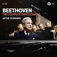 Artur Schnabel (АртурШнабель): The Complete Piano Sonatas