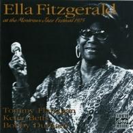 Ella Fitzgerald (Элла Фицджеральд): At The Montreux Jazz Festival 1975