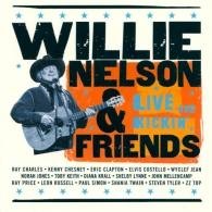 Willie Nelson (Вилли Нельсон): Willie Nelson & Friends - Live And Kickin'