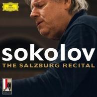 Grigory Sokolov (Григорий Соколов): The Salzburg Recital