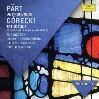 Paul McCreesh: Twentieth Century Choral Masterpieces