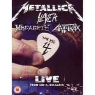 Metallica (Металлика): The Big Four: Live From Sofia Bulgaria