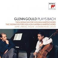 Glenn Gould (Гленн Гульд): 6 Sonatas For Violin & Harpsichord & 3 Sonatas For Viola Da Gamba & Harpsichord