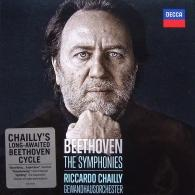 Riccardo Chailly (Рикардо Шайи): Beethoven: The Symphonies
