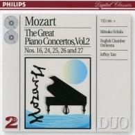 Mitsuko Uchida (Мицуко Утида): Mozart: Great Piano Concertos Vol.2