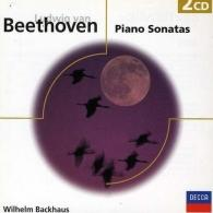 Wilhelm Backhaus (Вильгельм Бакхауз): Beethoven: Piano Sonatas