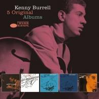 Kenny Burrell (Кенни Баррелл): Original Albums