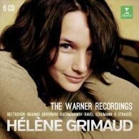 Helene Grimaud (Элен Гримо): Helene Grimaud: Complete Warner Classics Recordings