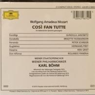 Karl Boehm (Карл Бём): Mozart: Cosi Fan Tutte