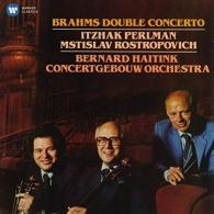 Itzhak Perlman (Ицхак Перлман): Double Concerto - Perlman, Rostropovich, Haitink/Concertgebouw