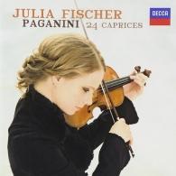Julia Fischer (Юлия Фишер): Paganini: 24 Caprices Op.1