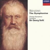 James Levine (Джеймс Ливайн): Brahms: Symphonies
