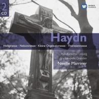 Neville Marriner (Невилл Марринер): Heiligmesse; Nelson-Messe; Kleine Orgelmesse, Theresienmesse