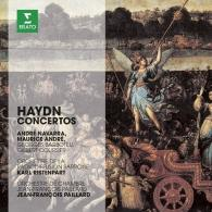 Maurice Andre (Морис Андре): Trumpet Concerto - Cello Concerto