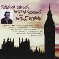 Frank Sinatra (Фрэнк Синатра): Great Songs From Great Britain