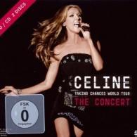 Celine Dion (Селин Дион): Taking Chances World Tour The Concert