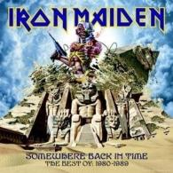 Iron Maiden (Айрон Мейден): Somewhere Back In Time: The Best Of 1980-1989