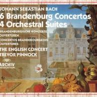 Trevor Pinnock (Тревор Пиннок): Bach: Brandenburg Concertos; Orchestral Suites