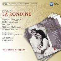Antonio Pappano (Антонио Паппано): La Rondine