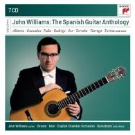 John Williams (Джон Уильямс): John Williams: The Spanish Guitar Anthol