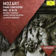Claudio Abbado (Клаудио Аббадо): Mozart: Piano Concertos Nos.23 & 24