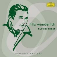 Fritz Wunderlich (Фриц Вундерлих): Fritz Wunderlich on Deutsche Grammophon