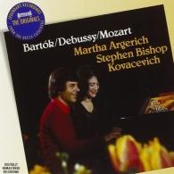Martha Argerich (Марта Аргерих): Mozart, Debussy & Bartok