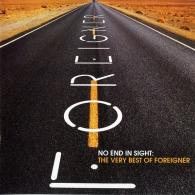 Foreigner (Форейне): No End In Sight-Very Best Of