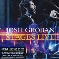 Josh Groban (Джош Гробан): Stages Live