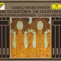 Claudio Abbado (Клаудио Аббадо): Beethoven: The Overtures