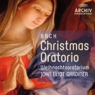 John Eliot Gardiner (Джон Элиот Гардинер): Bach: Christmas Oratorio