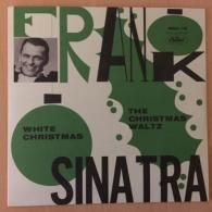 Frank Sinatra (Фрэнк Синатра): White Christmas/ The Christmas Waltz