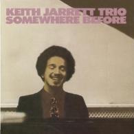 Keith Jarrett (Кит Джарретт): Somewhere Before
