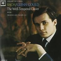 Glenn Gould (Гленн Гульд): The Well-Tempered Clavier, Book I