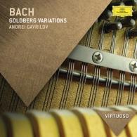 Andrei Gavrilov (Андрей Гаврилов): Bach, J.S.: Goldberg Variations