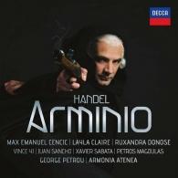 Max Emanuel Cencic (Макс Эмануэль Ценчич): Handel Arminio