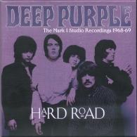 Deep Purple (Дип Перпл): Hard Road: The Mark 1 Studio Recordings 1968-69