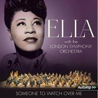 Ella Fitzgerald (Элла Фицджеральд): Someone To Watch Over Me