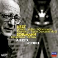Alfred Brendel (Альфред Брендель): Liszt & Schumann