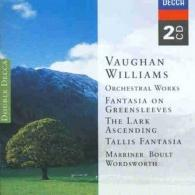 Sir Neville Marriner (Невилл Марринер): Vuughan Williams: Orchestral Works