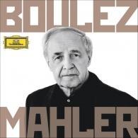 Pierre Boulez (Пьер Булез): Mahler