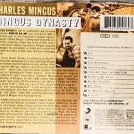 Charles Mingus (Чарльз Мингус): Mingus Dynasty