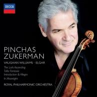 Pinchas Zukerman (Пинхас Цукерман): Williams & Elgar