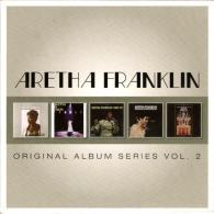 Aretha Franklin (Арета Франклин): Original Album Series 2