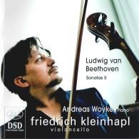 Ludwig Van Beethoven (Людвиг Ван Бетховен): Cello Sonatas Vol. 2 (Cello Sonatas Op. 102 No. 1 & 2, Violin Sonata Op. 96, Transcr.)