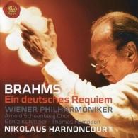 Nikolaus Harnoncourt (Николаус Арнонкур): Ein Deutsches Requiem, Op. 45