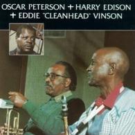 "Oscar Peterson (Оскар Питерсон): Oscar Peterson + Harry Edison + Eddie ""Cleanhead"""