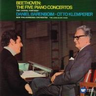 Daniel Barenboim (Даниэль Баренбойм): Complete Piano Concertos