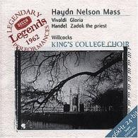 Choir of King's College (Хор Королевского колледжа): Haydn: Nelson Mass/ Vivaldi: Gloria