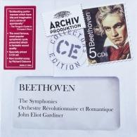 John Eliot Gardiner (Джон Элиот Гардинер): Beethoven: The 9 Symphonies